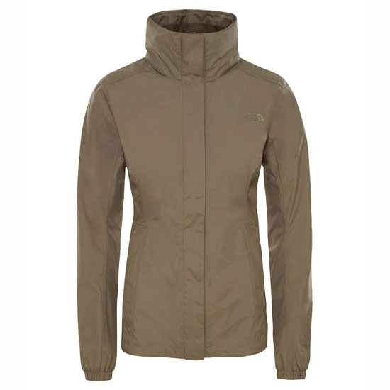 The North Face Resolve Parka II W - New Taupe Green 1L