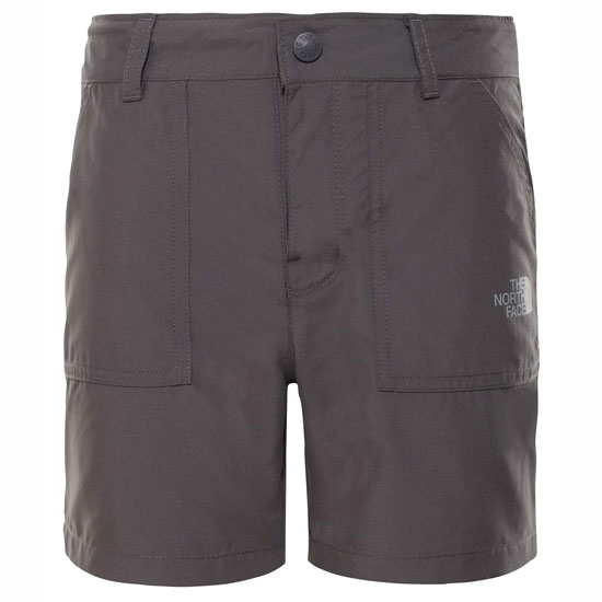 The North Face Amphibious Short Girl - Graphite Grey