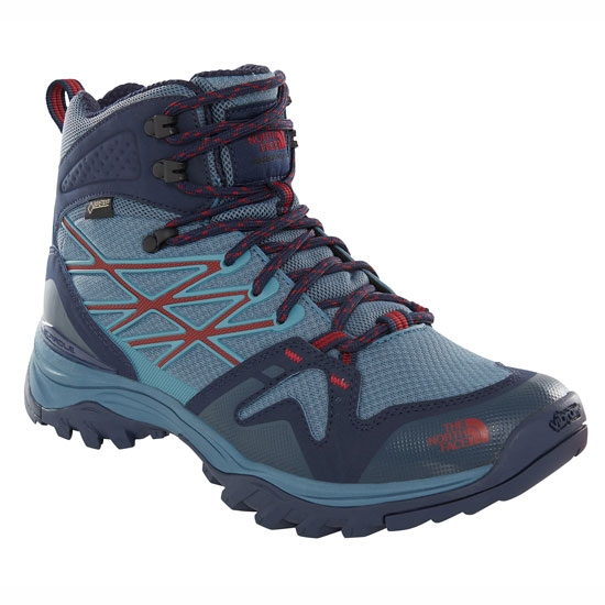 The North Face Hedgehog Fastpack Mid GTX - China Blue/Peacoat Navy