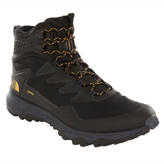 The North Face Ultra Fastpack III Mid GTX - TNF Black/Amber