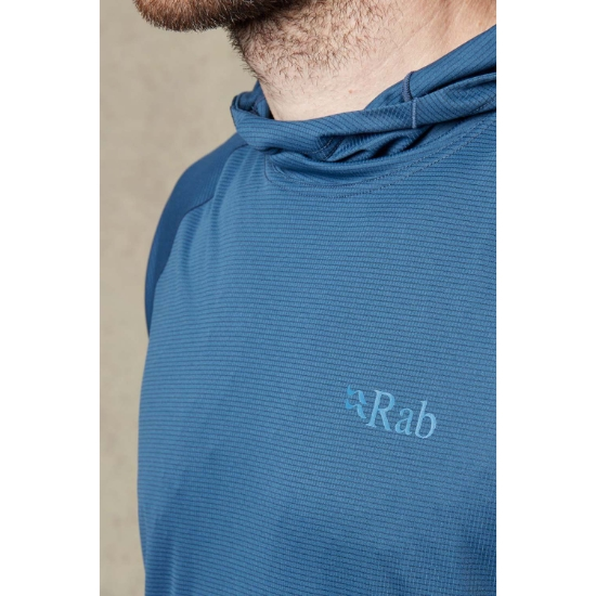Rab Pulse Hoody - Photo of detail