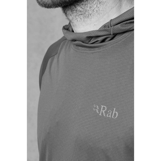 Rab Pulse Hoody - Photo of detail