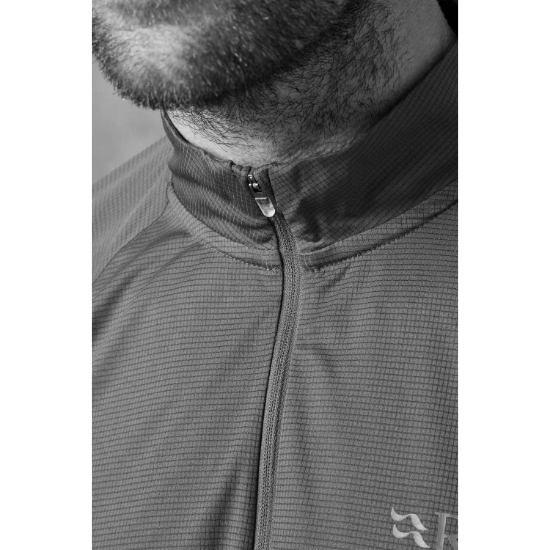 Rab Pulse LS Zip - Photo of detail