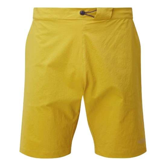 Rab Momentum Shorts - Sulphur