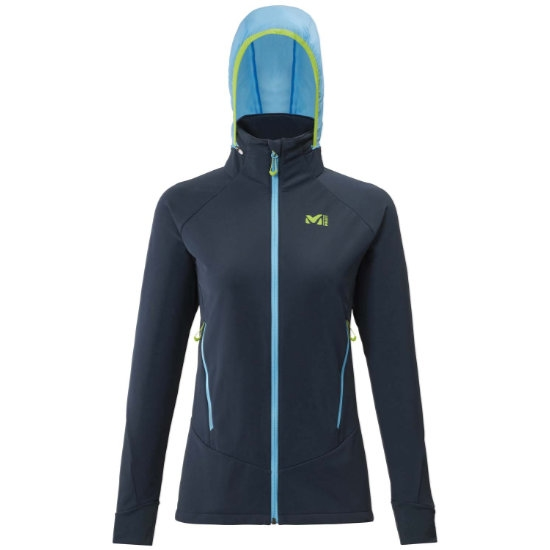 Millet Pierra Ment II Jacket W - Orion Blue