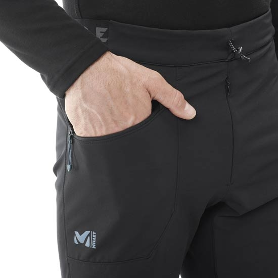 Millet Pierra Ment Pant - Photo of detail