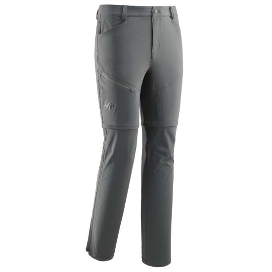 Millet Trekker Stretch Zip Off Pant II - Castle Grey