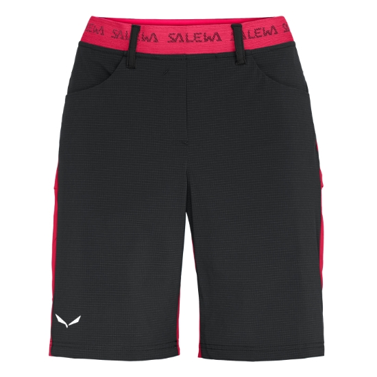 Salewa PUEZ 3 DST SHORTS W - Rose Red