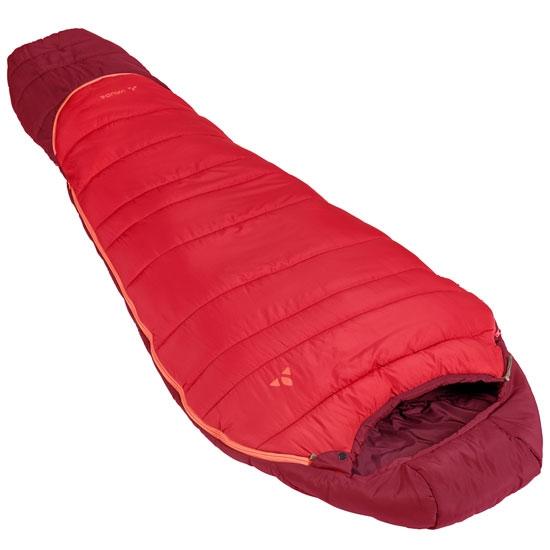 Vaude Kobel Adjust 500 - Dark Indian Red