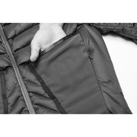 Black Yak Bakosi Jacket - Photo de détail