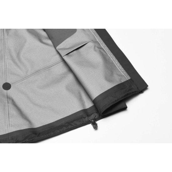 Black Yak Barzona Jacket - Photo of detail
