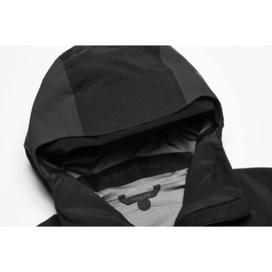 Black Yak Barzona Jacket - Photo of detail