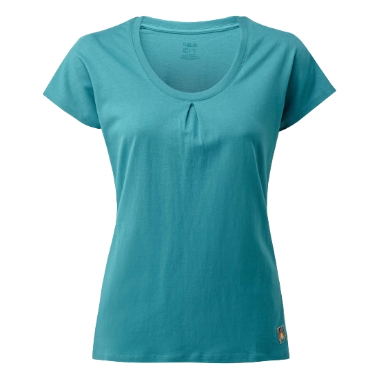 Rab Solo Tee SS W - Serenity