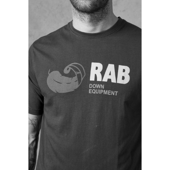 Rab Stance Vintage SS Tee - Photo of detail