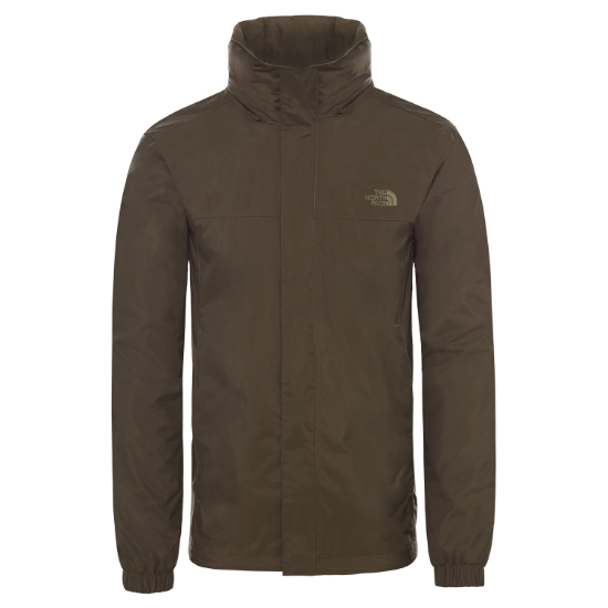 The North Face Resolve 2 Jacket - New Taupe Green