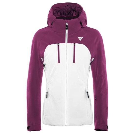 Dainese HP2 L1.1 W - Lily-White/Dark-Purple