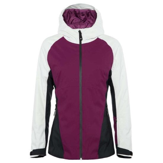 Dainese HP2 L4 W - Dark-Purple/Lily-White/Stretch-Limo