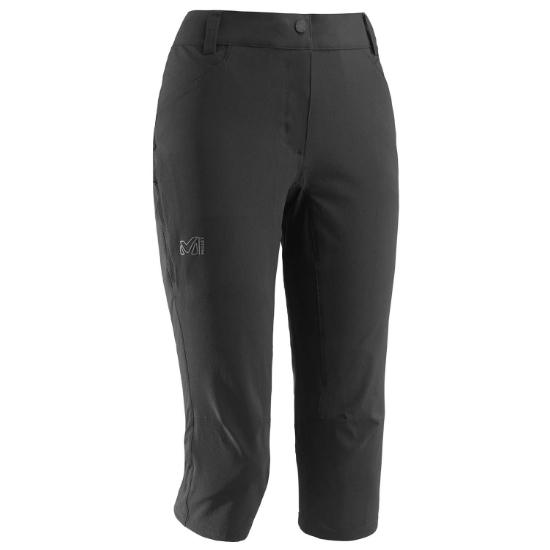 Millet Trekker Stretch ¾ Pant II W - Black/Noi