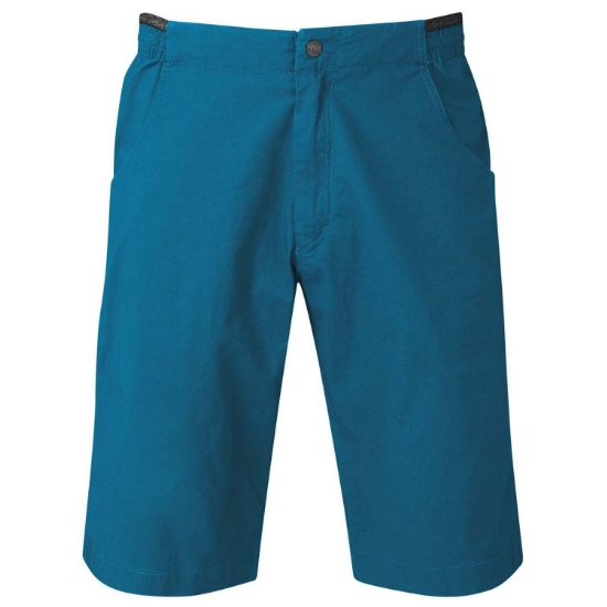 Rab Oblique Shorts - Blazon