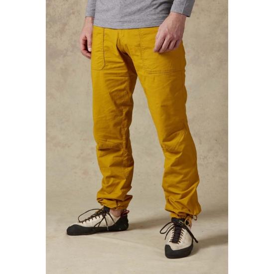 Rab Oblique Pants - Photo of detail