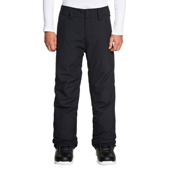 Quiksilver Estate Pant Jr - Black