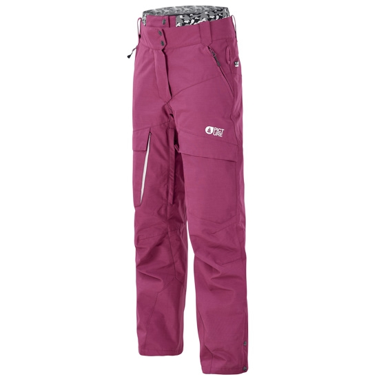 Picture Week End Pant W - Raspberry