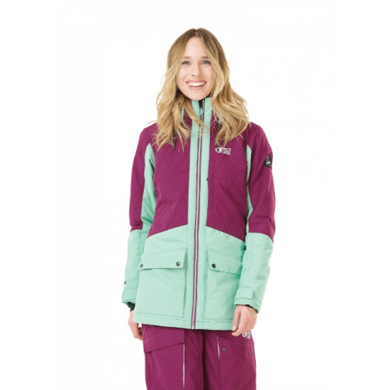 Picture Mineral Jacket W - Photo of detail