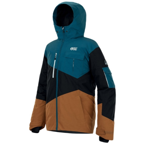 Picture Styler Jacket - Camel