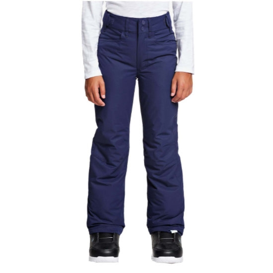 Roxy Backyard Pant Girl - Medieval Blue