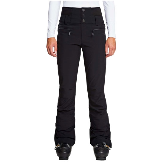 Roxy Rising High Pant W - True Black