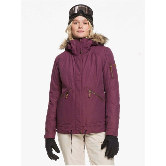 Roxy Meade Jacket W - Photo of detail
