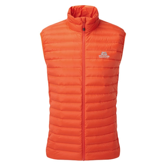 Mountain Equipment Frostline Vest - Magma/Russet Orange