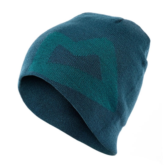 Mountain Equipment Branded Knitted Beanie - Leg BL/Tasma