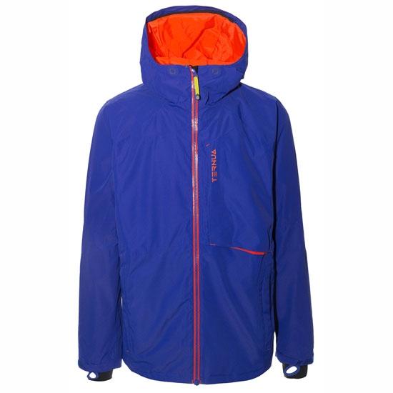 Ternua Zermatt Jacket - Clematis Blue