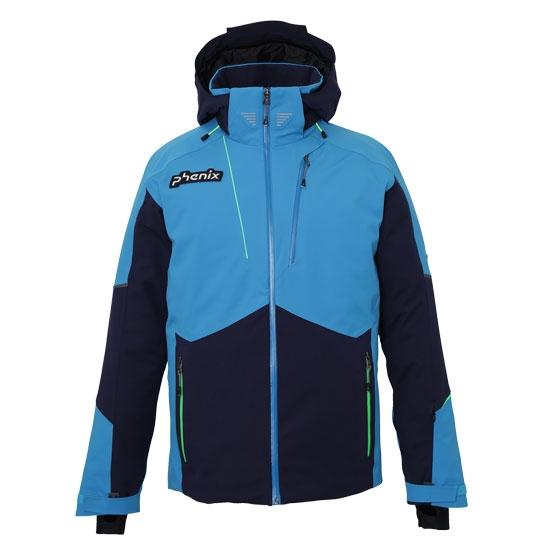 Phenix Formula GT Jacket - Turquoise