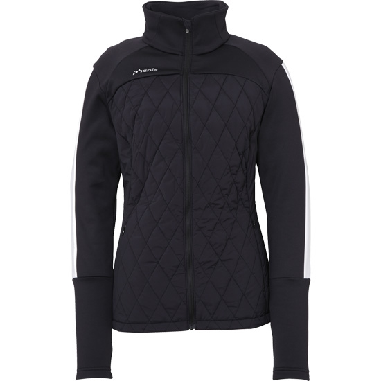 Phenix Advance Zao Fleece Jacket W - Black