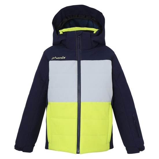 Phenix SK Cube Jacket Kid's - Dark Navy