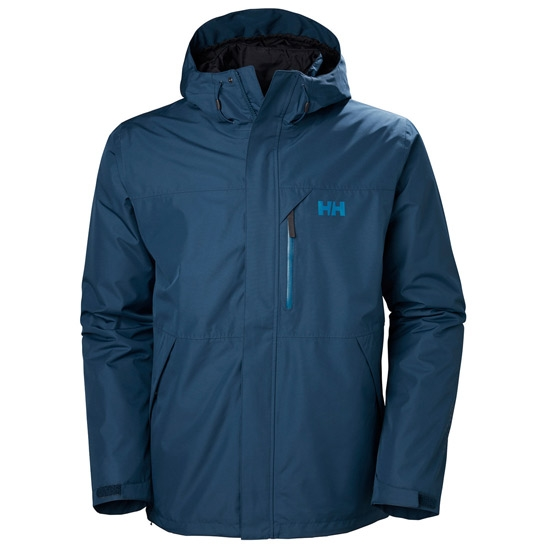 Helly Hansen Squamish Cis Jacket - Dark Teal