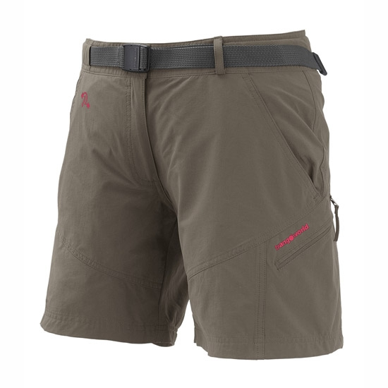 Trangoworld Yittu Short W - Marrón