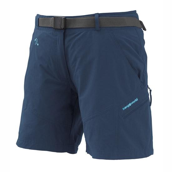 Trangoworld Yittu Short W - Azul Oscuro