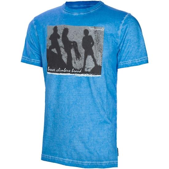 Trangoworld Camiseta Brave - Blue