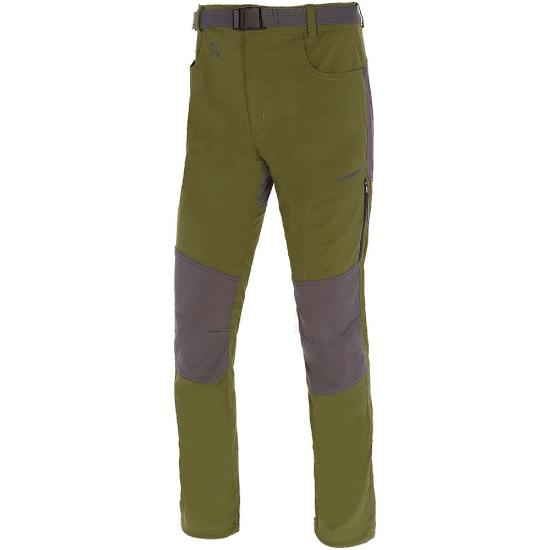 Trangoworld Pant. Largo Linxe - Verde Oscuro/Sombra