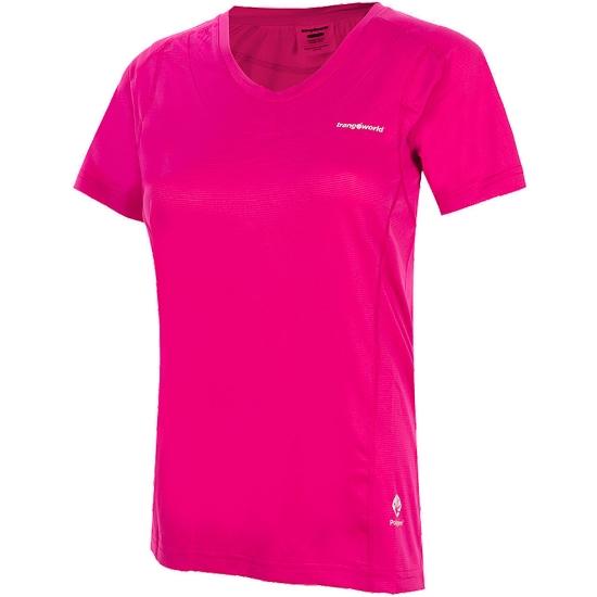 Trangoworld Camiseta Bocela W - Rosa