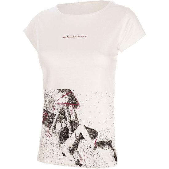 Trangoworld Camiseta Stasa W - Blanco