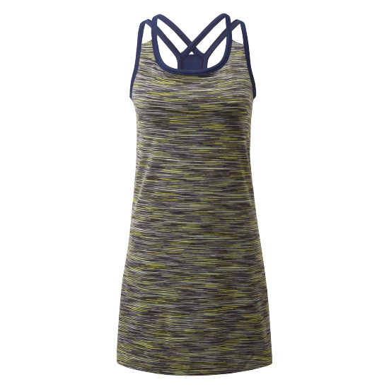 Rab Maze Dress - Sulphur