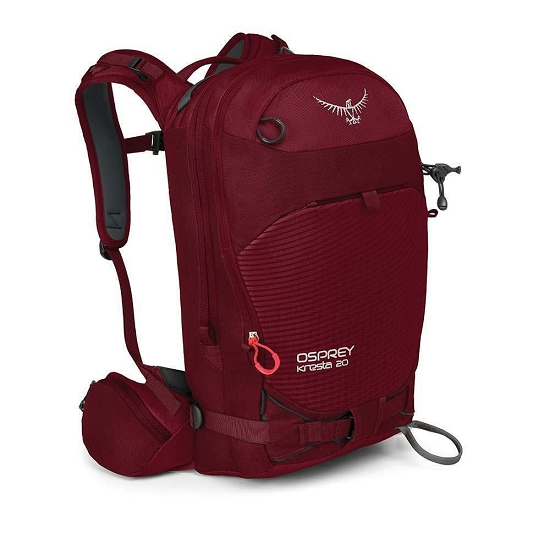 Osprey Kresta 20 W - Rosewood Red