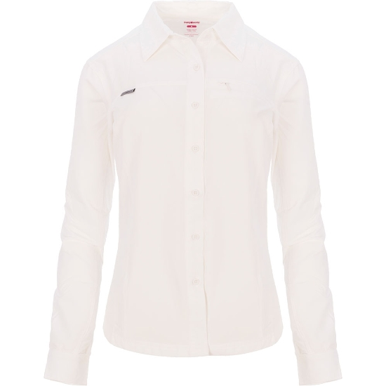 Trangoworld Camisa Rawal W - Blanco