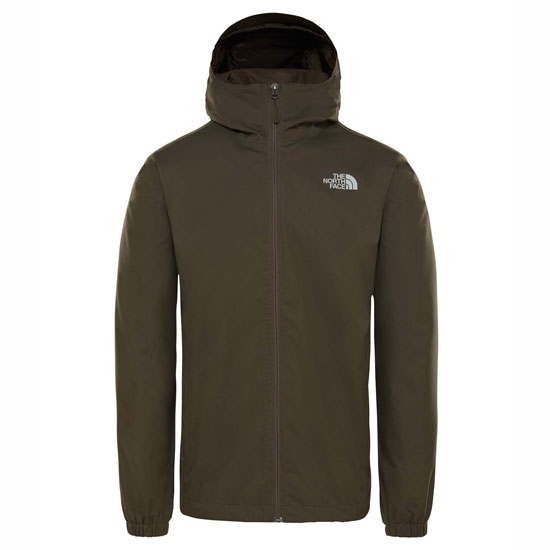 The North Face Quest Jacket - New Taupe Green Black Heather