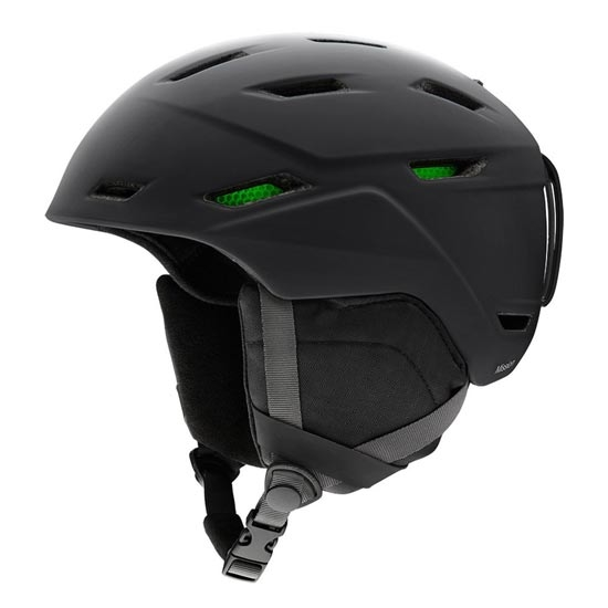 Smith Mission Helmet - Matte Black
