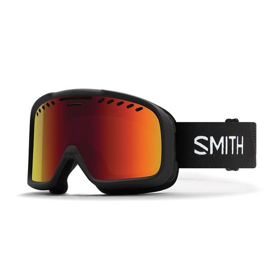 Smith Project - Black Red